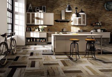 Yerdeki mutfak fayansları: 150+ Güzel tasarımın sırlarını anlatıyor