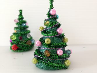 Yeni Yıl için bir DIY ağacı nasıl yapılır? Tatilden önce evi dekore ediyoruz (185+ Fotoğraf)