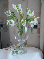 Kraftangan yang diperbuat daripada manik adalah asas untuk pemula dengan skema (pokok, bunga, gambar).Pelajaran kecantikan lakukan sendiri (190+ Foto)