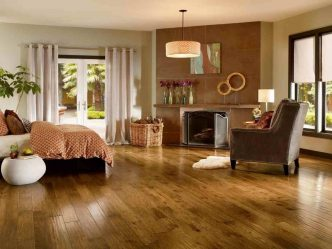 Panduan untuk Jenis Lantai (140+ Gambar) yang boleh anda lakukan sendiri di rumah persendirian