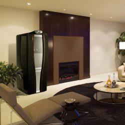 Peti besi di pedalaman rumah atau pangsapuri (kecil, tahan api, terbina dalam). Bagaimana untuk memilih? Apa yang perlu dicari?