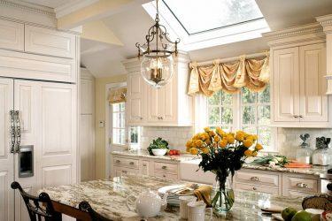 Mutfak için perdeleri kendi elleriyle dikmek nasıl? 70+ Şık Fotoğraf Fikirleri + Yorumlar