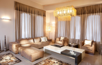 Keindahan udara: Tirai organza akan menambah gaya canggih ke rumah anda. 195+ (Foto) varian gabungan, pendek, putih. Rahsia belanja yang betul