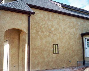 Dekoratif sıva kabuğu böceği: Ev için teknoloji duvar dekorasyonu (160+ Fotoğraf)