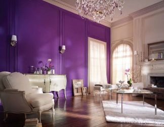 Warna Lilac di pedalaman - 210+ (Foto) Pelbagai warna dan gabungan warna