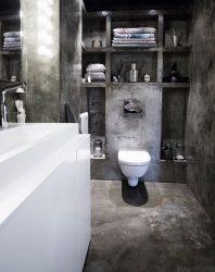 Piccolo bagno combinato con servizi igienici (oltre 50 foto): 12 metodi di correzione spaziale unica