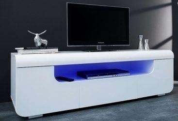 Meja sisi katil dalam gaya moden: 200+ (Foto) Idea asal untuk TV (sudut, putih, kaca)